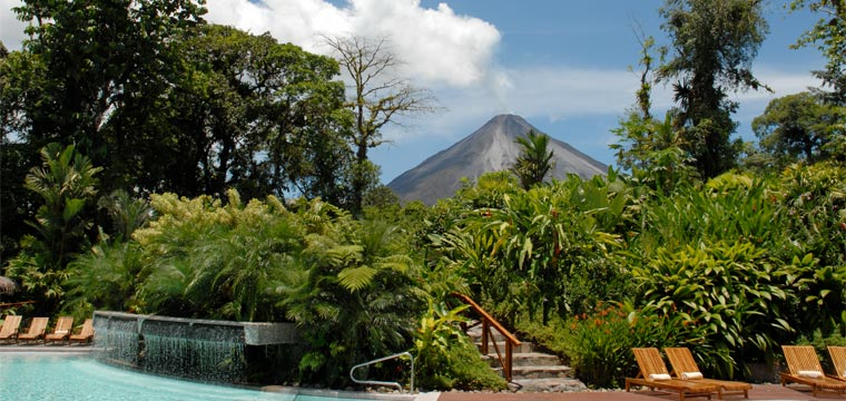 Top Hotels in San Jose Costa Rica - Arenal Volcano
