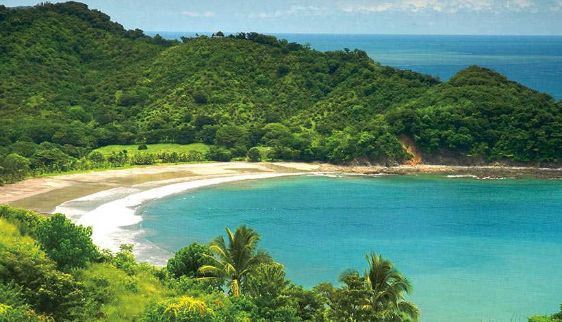 Costa Rica Travel Tips - White Sand Beach